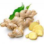 image of ginger herb