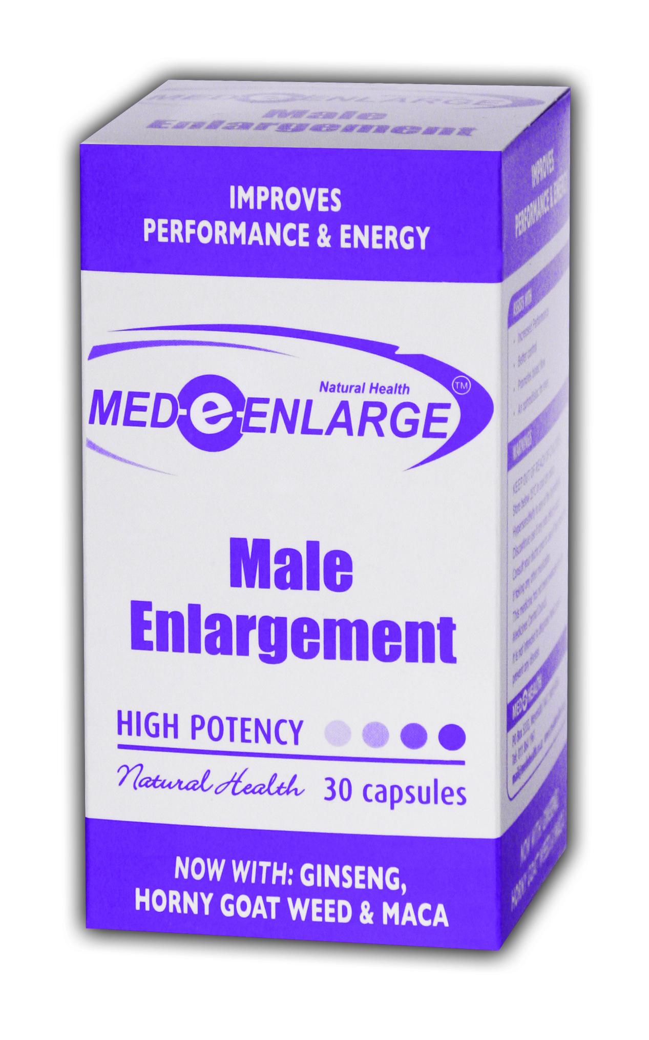 Med E Enlarge 30 capsules