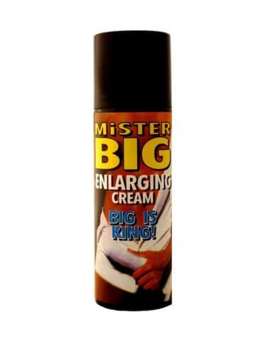 Mister Big Penis Enlargement Cream
