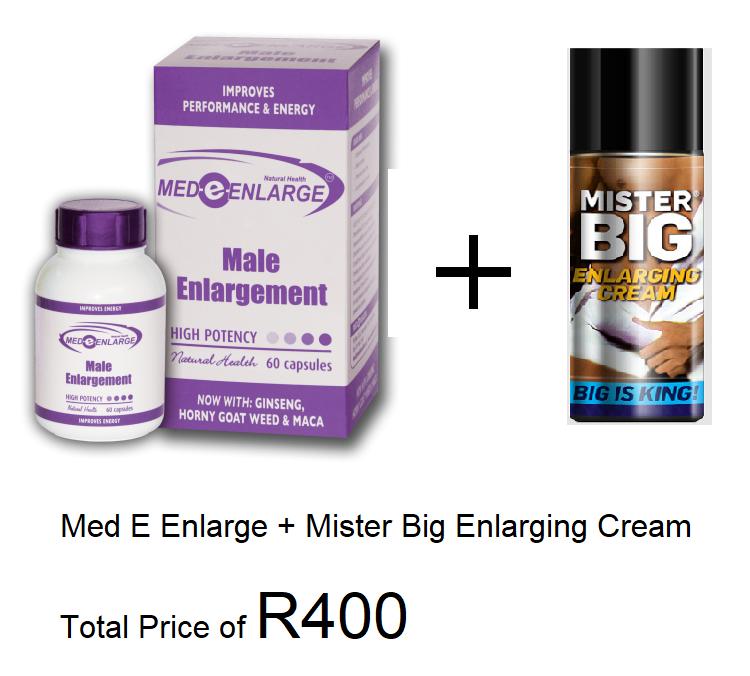 Med E Enlarge + Mister Big